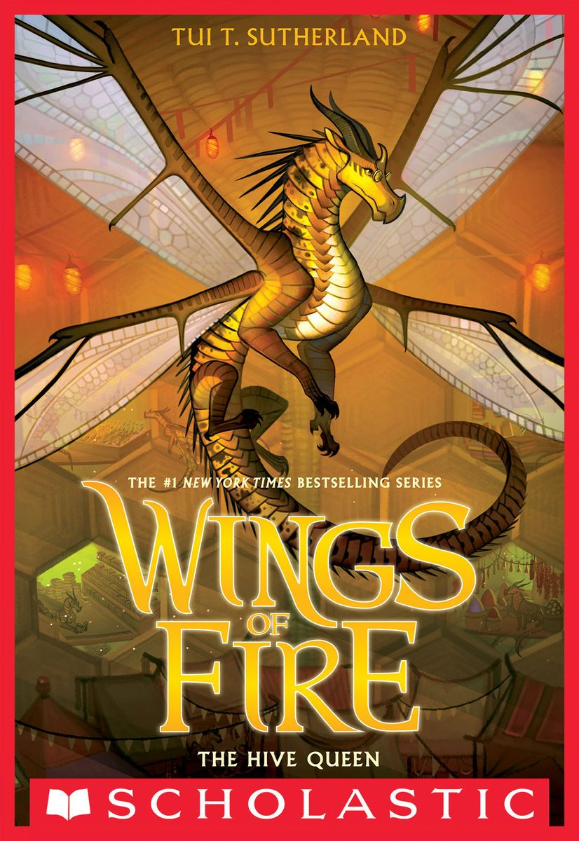 Pdf Free Download And Read Online The Hive Queen Wings Of Fire