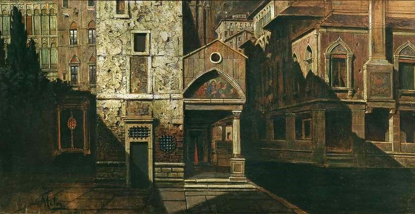 Mario de Maria, Angolo di Venezia