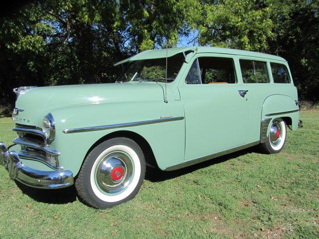 1950 plymouth suburban 2 door wagon barrett jackson for 1950 plymouth 2 door coupe