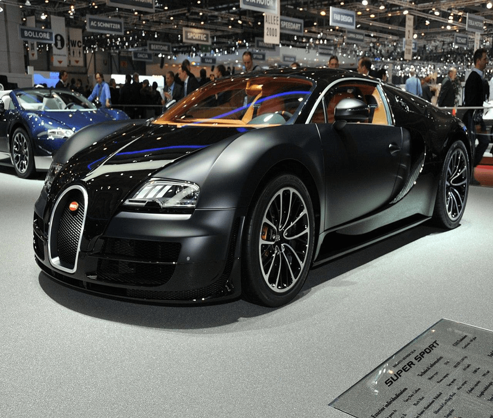 Top 10 Amazing Fastest Cars In The World Bugatti Veyron Super Sport Fast Sports Cars Super Sport Cars