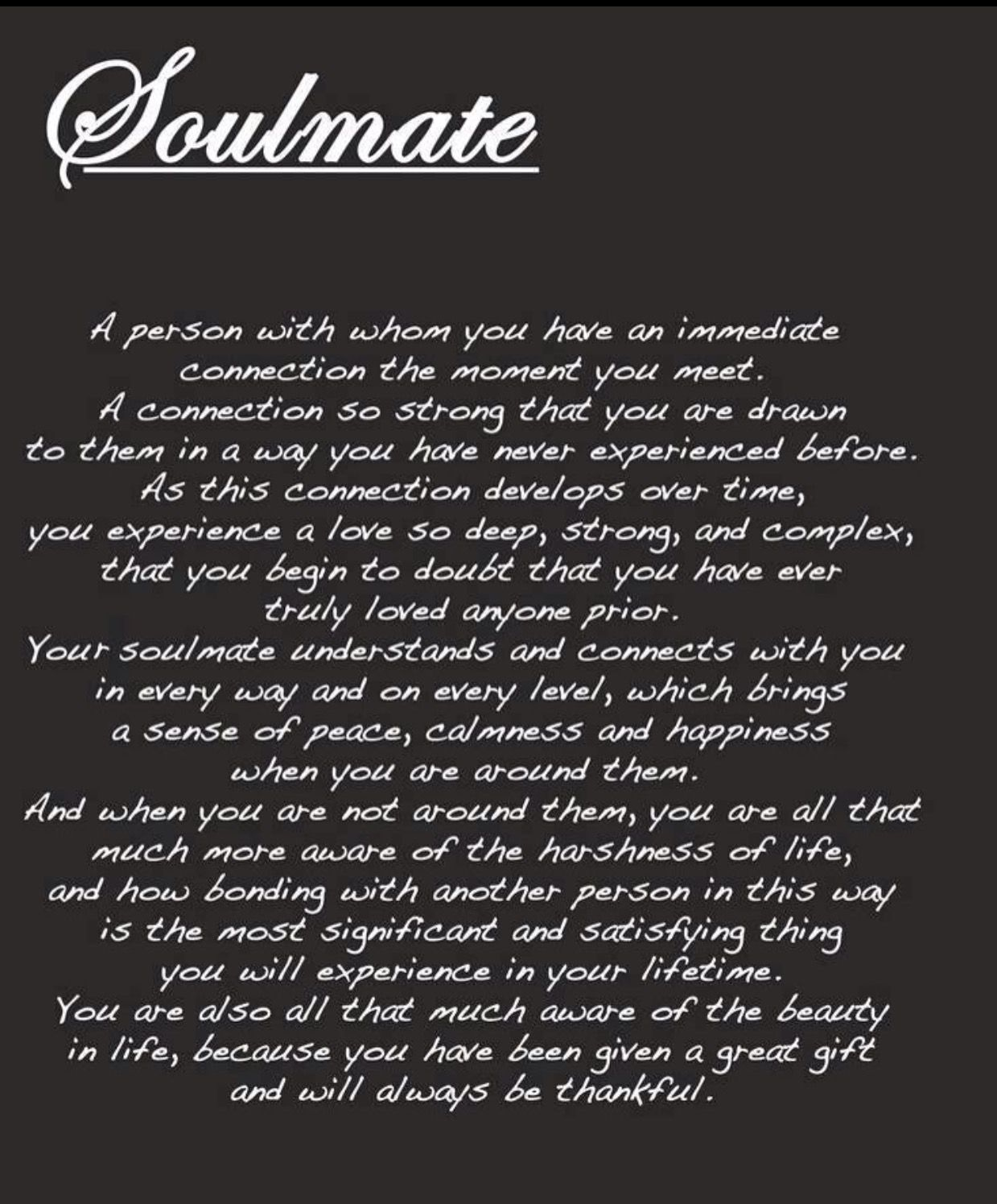 When You Find Your Soulmate Poem Braderva Doceinfo