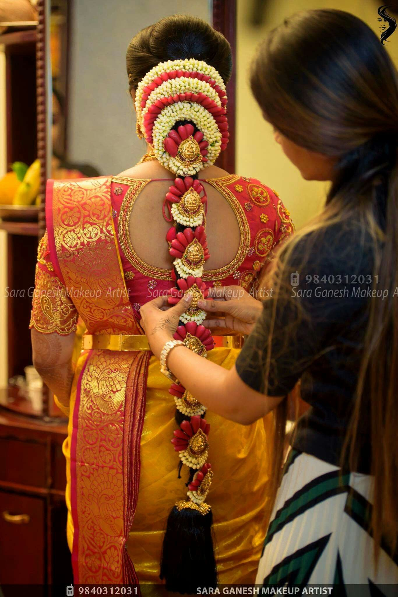 Bride Hair Style Indian Bride Hairstyle Bridal Hairstyle Indian Wedding Bridal Hair Decorations