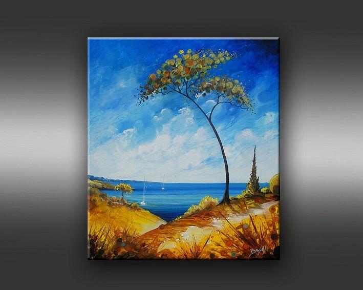 Galerie de l\'artiste peintre BRUNI.Vente de tableaux figuratifs ...