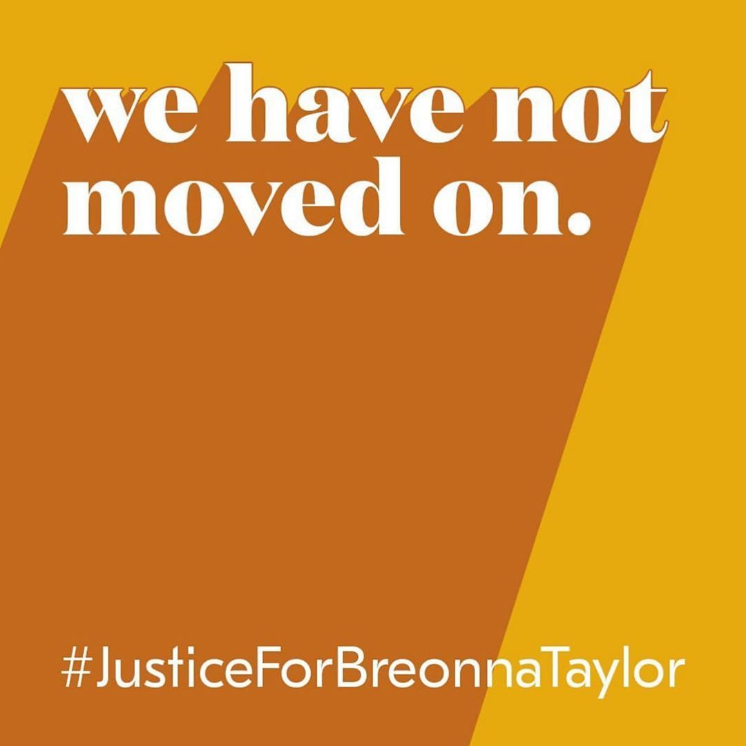 Breonna Taylor On Instagram We Have Not Moved On Keep Posting And Keep Her Trending Say Her Name Breonna Taylor Ju In 2020 Say Her Name On Today Still Waiting