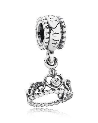 Moments Collection Sterling Silver   Cubic Zirconia My Princess ... 3c3854eaef5c6
