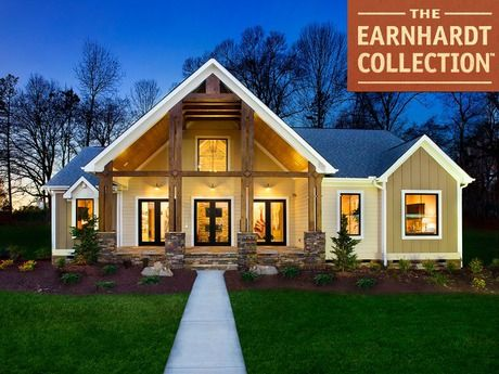 Pikes Peak Earnhardt Collection By Schumacher Homes At