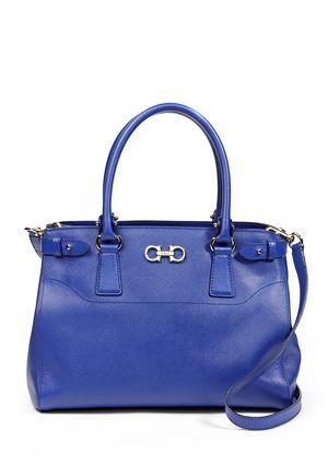 Be Bold With This Blue Handbag Heaven Pinterest
