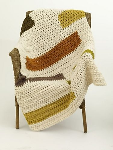 Ravelry: Jolt Of Color Afghan pattern by Lion Brand Yarn | traducir ...