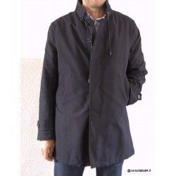 competitive price 15f71 001f3 Sealup Treanch Car Coat Blue | Uomo | Coat, Car e Blue