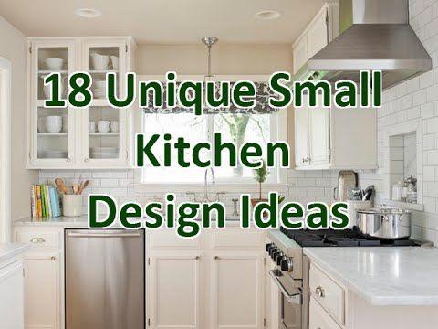 18 Unique Small Kitchen Design Ideas Deconatic Youtube Kitchen Design Small Small Kitchen Kitchen Remodel Small