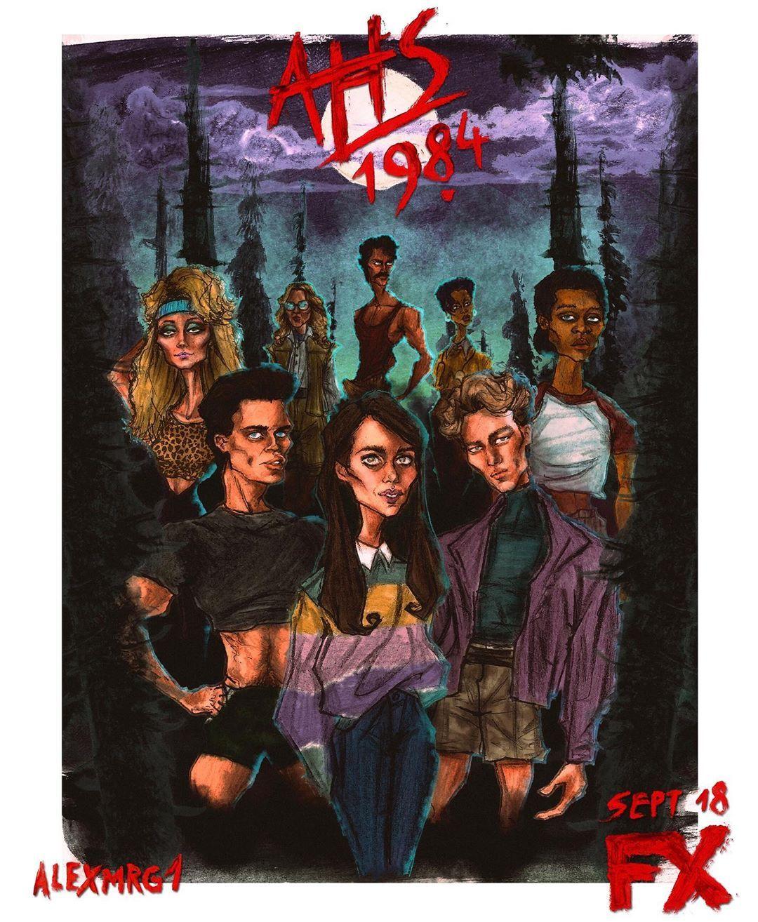 American Horror Story 1984 American Horror Story Series