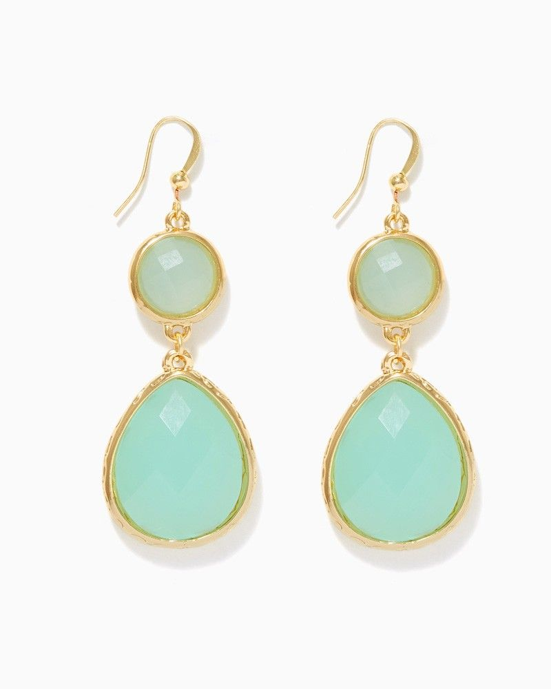 charming charlie | Tanya Teardrop Earrings | UPC: 410007370875 #charmingcharlie