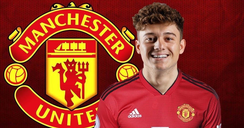 Manchester United News Premier League Sports News Transfer News Manchester United Complete Daniel James Signing From Swan Manchester United Manchester The Unit