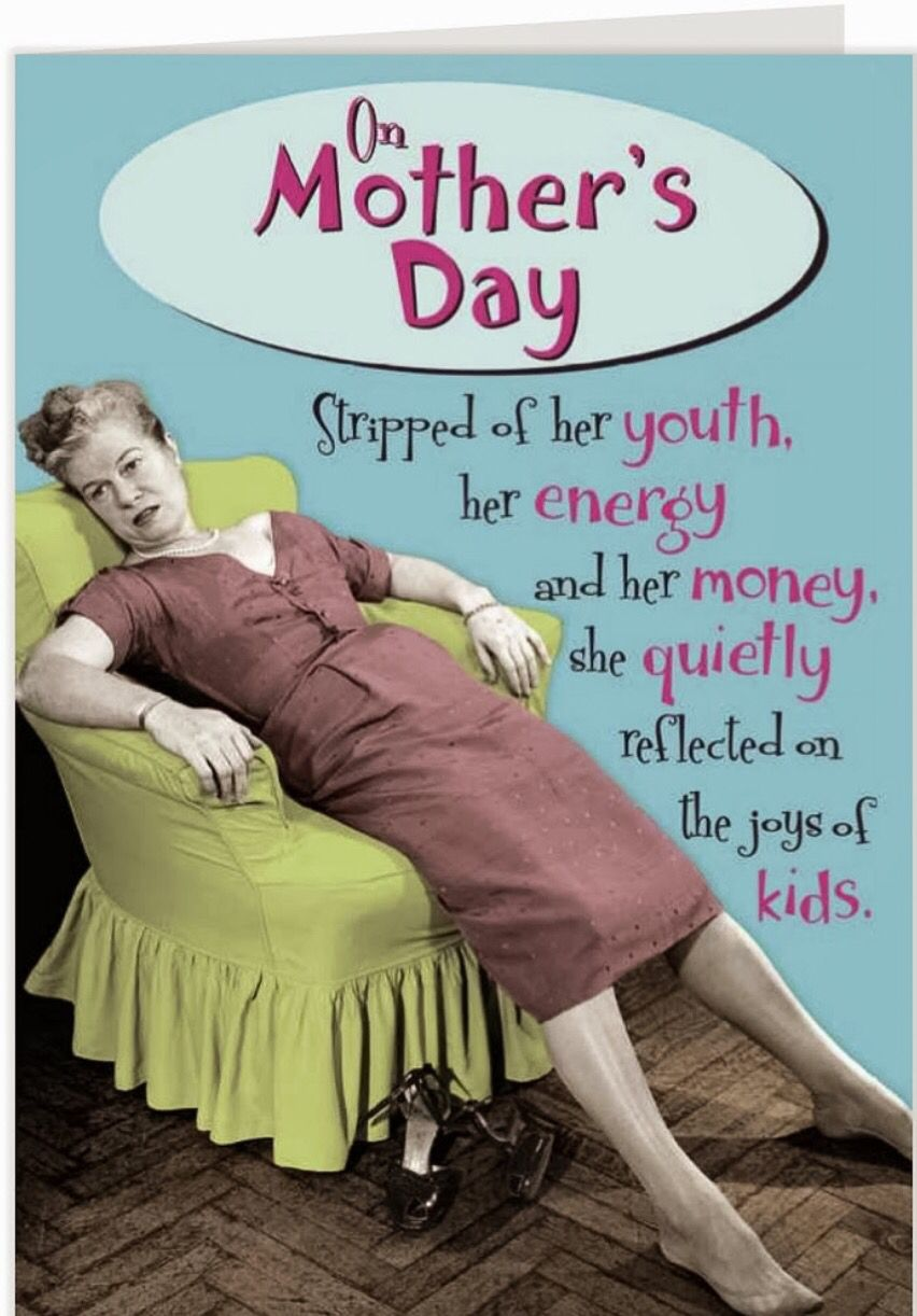 Mother's Day Humor Funny mothers day poems, Happy mother