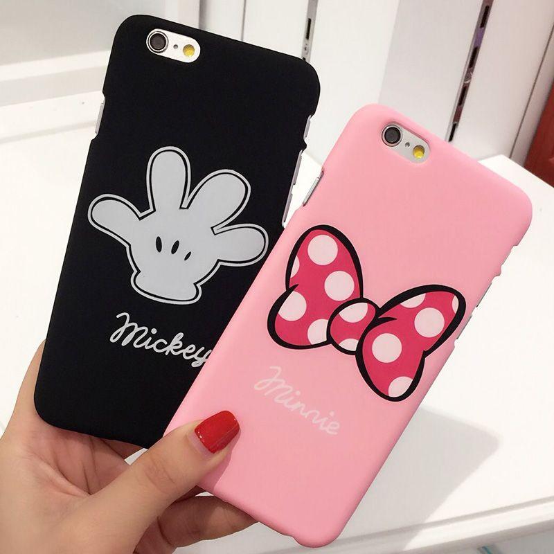 iphone 7 plus coque mickey et minnie