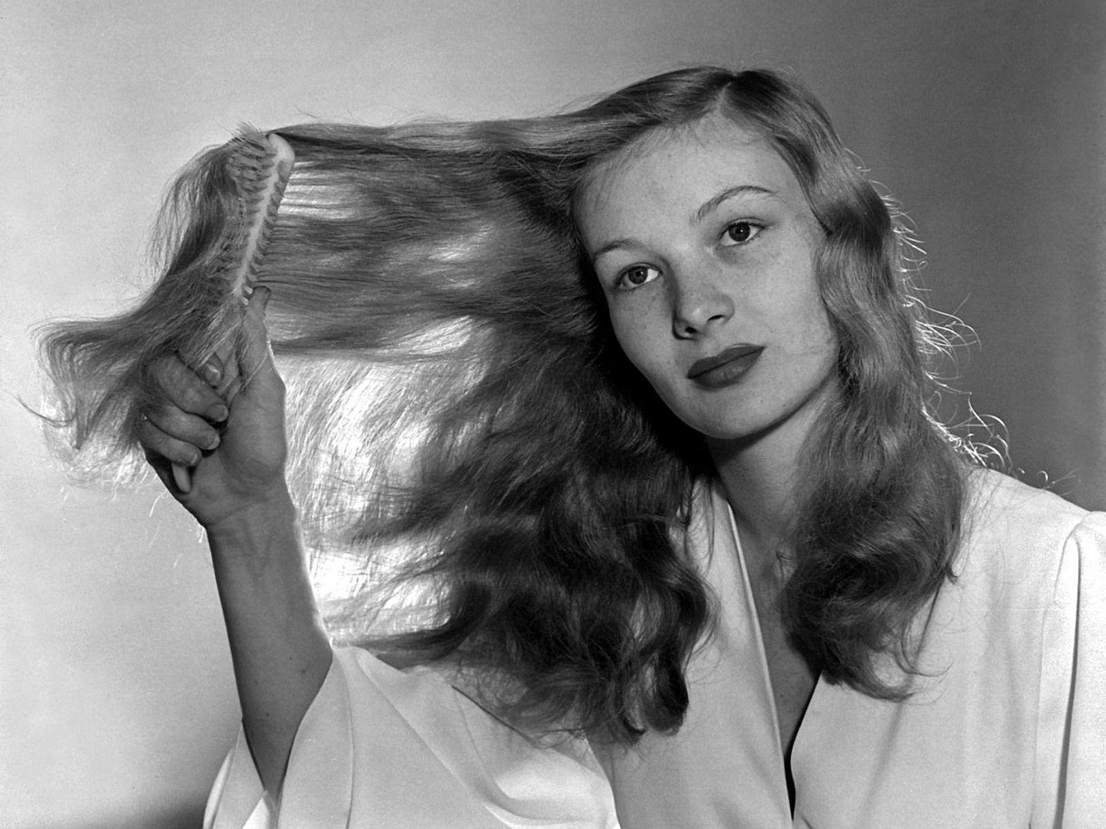 Veronica lake the warmest cool blonde in noir rest in suspense