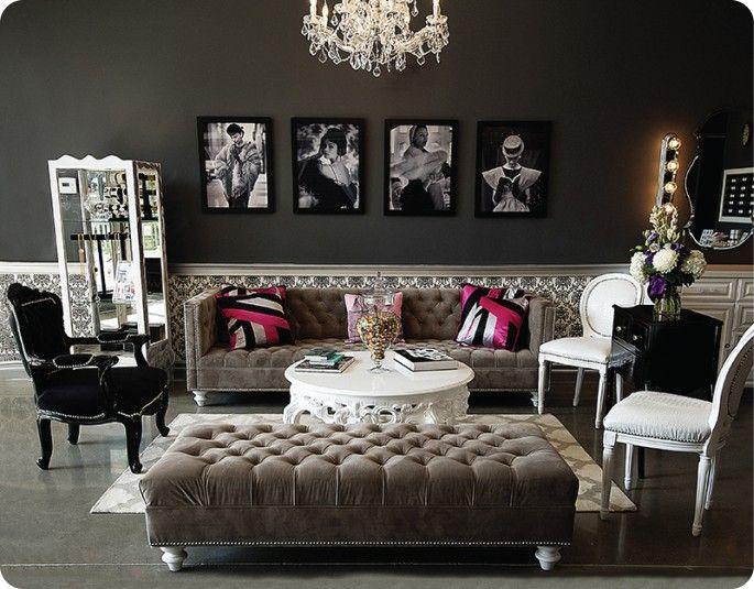 Eyelash Room Decor