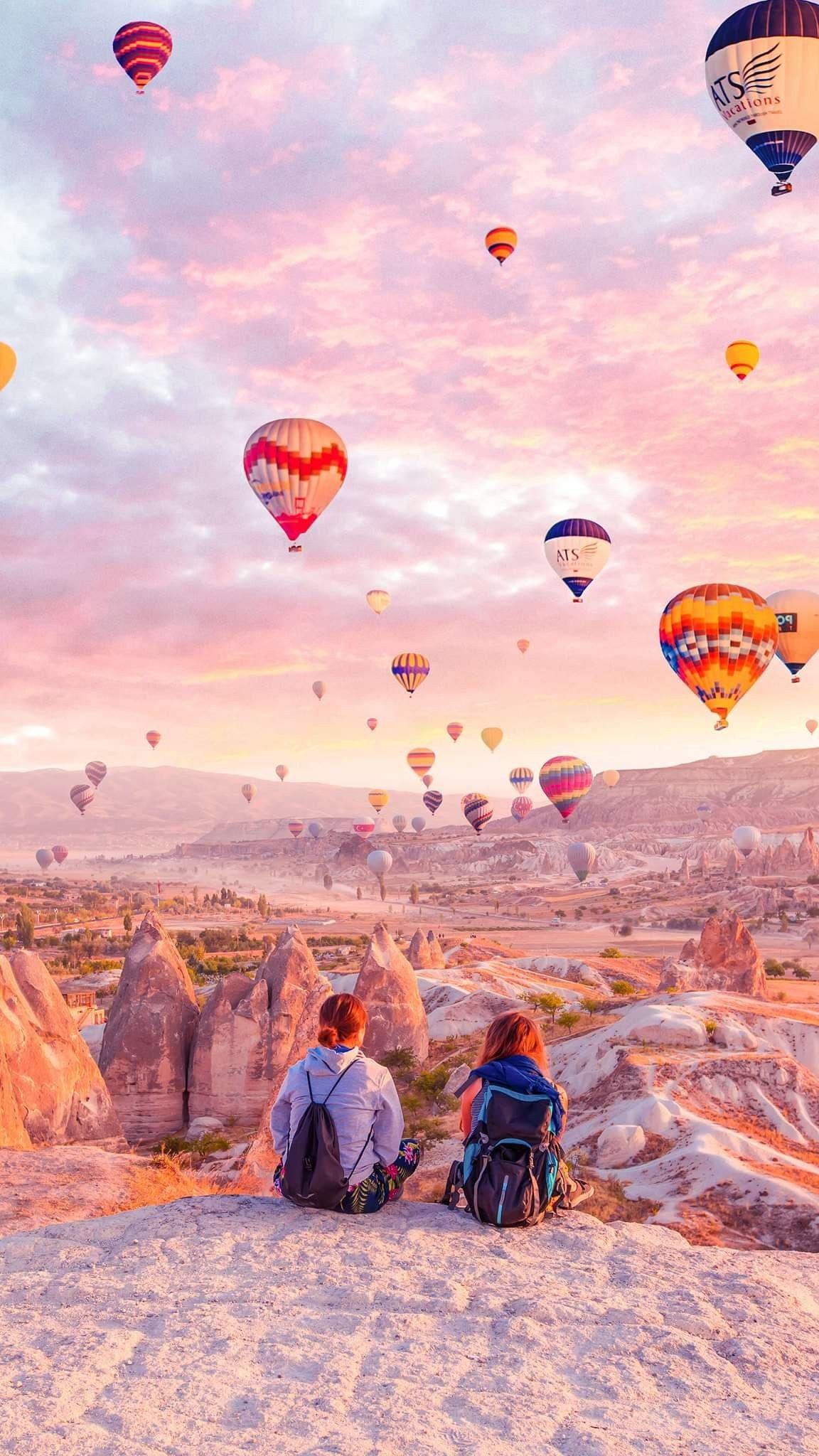 Обои воздушный шар, красиво. Города foto 7