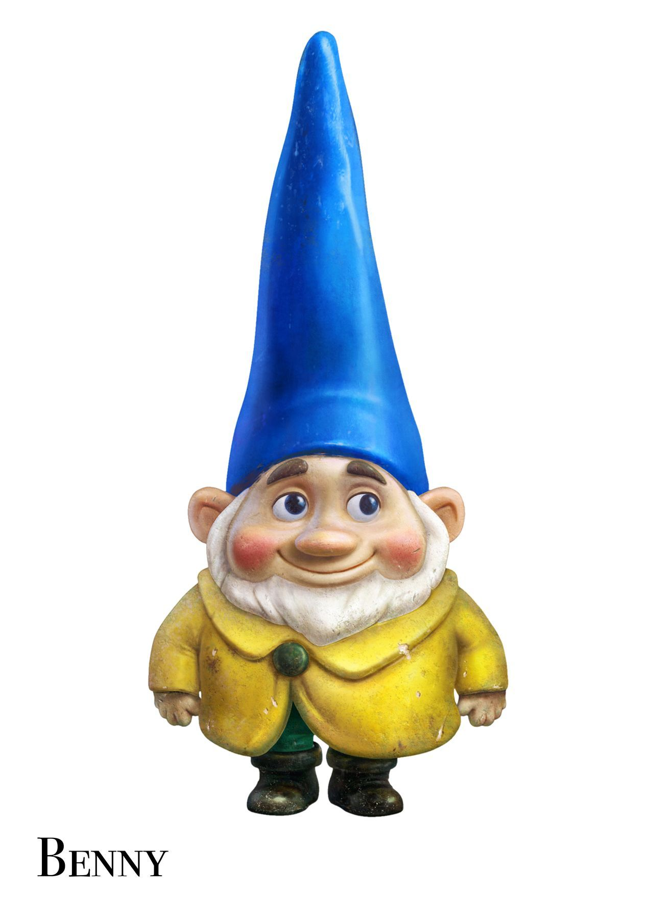 benny best friend to gnomeo in gnomeo and juliet hangin with my