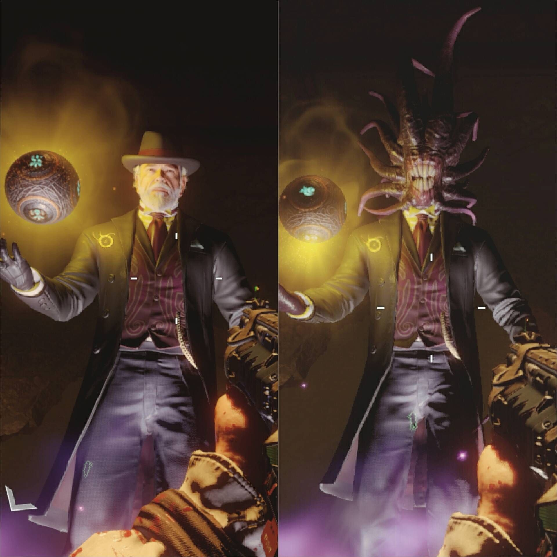 The Shadowman | Black Ops 3 Zombies | Shadows of Evil