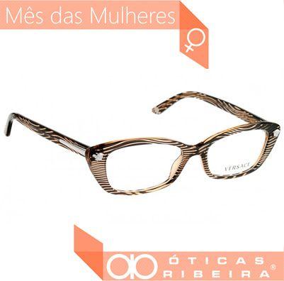 17c034aac062c Que tal fazer um óculos novo e renovar o visual  Esta linda armação estilo  vintage