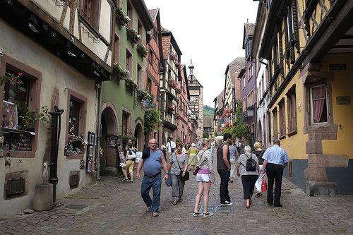 Alsace (France) - Riquewihr