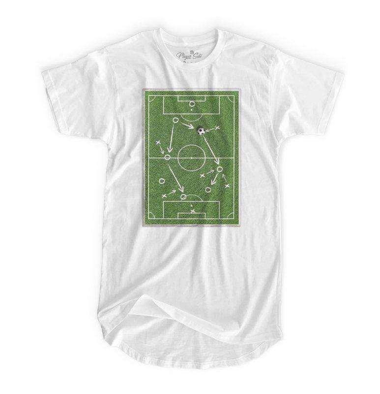 Camiseta Long Line Campo Estrategia Comprar online ✓ Encontre camisetas 19d73c8a8d8a7