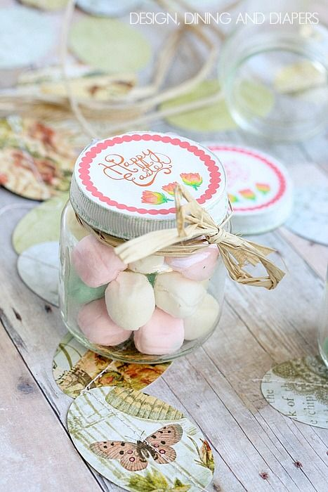 25 easter recipes and ideas easter favors and food jar 25 easter recipes and ideas negle Gallery