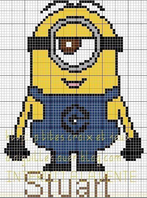 Pin von Tonia Walton auf Graphgan/Pixel Crochet | Pinterest