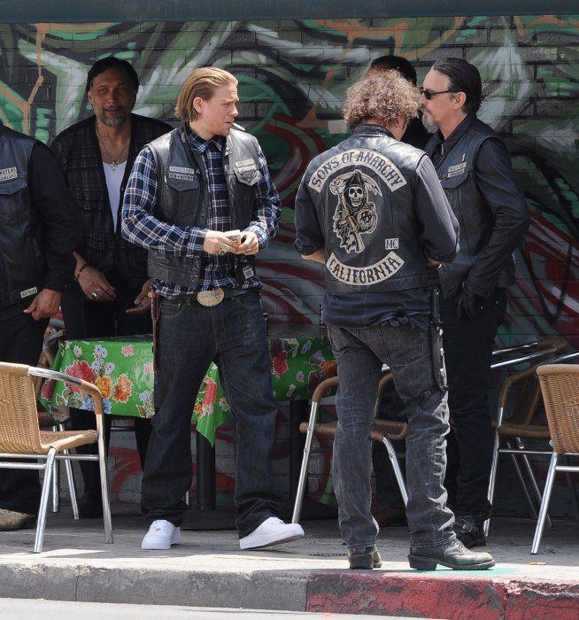 Love Me Some Jackie Boy 5 29 14 Filming Season 7 Soa Sons Of Anarchy Sons Of Anarchy Samcro Samcro Hoodie