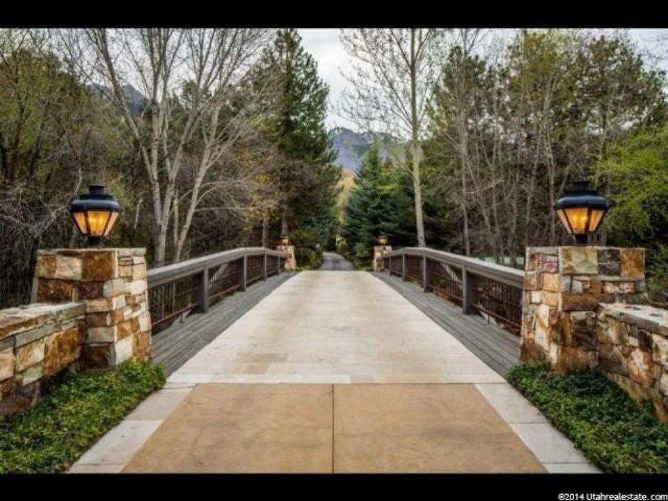 Driveway bridge dream house pinterest driveways