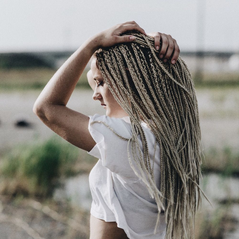 The untold truth about caucasian box braids hair pinterest