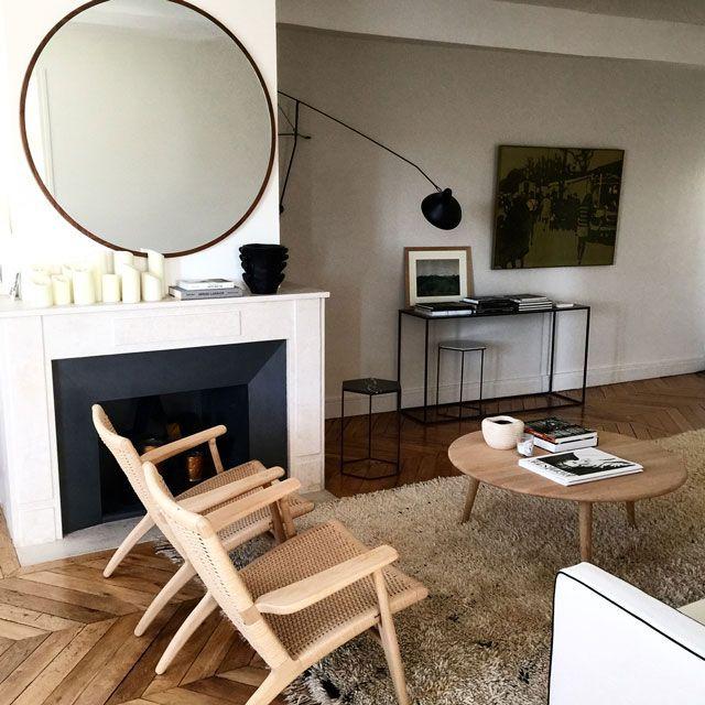 Hand lyon mobilier et design contemporain pierre emmanuel martin et stéphane garotin les réalisations et chantiers appartement lyon quai de saone