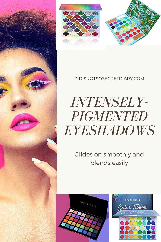 Beauty Glazed Color Board Eyeshadow Palette Frases Inspiracionais
