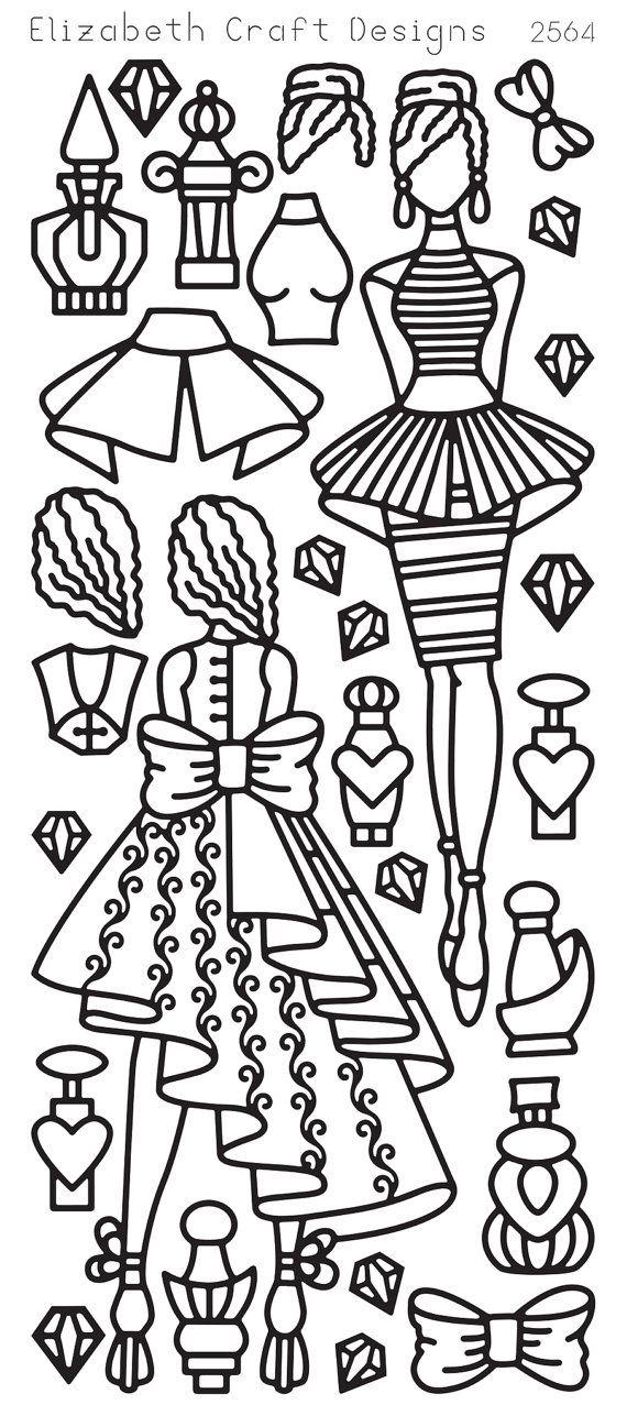 Elizabeth Craft Designs PeelOff