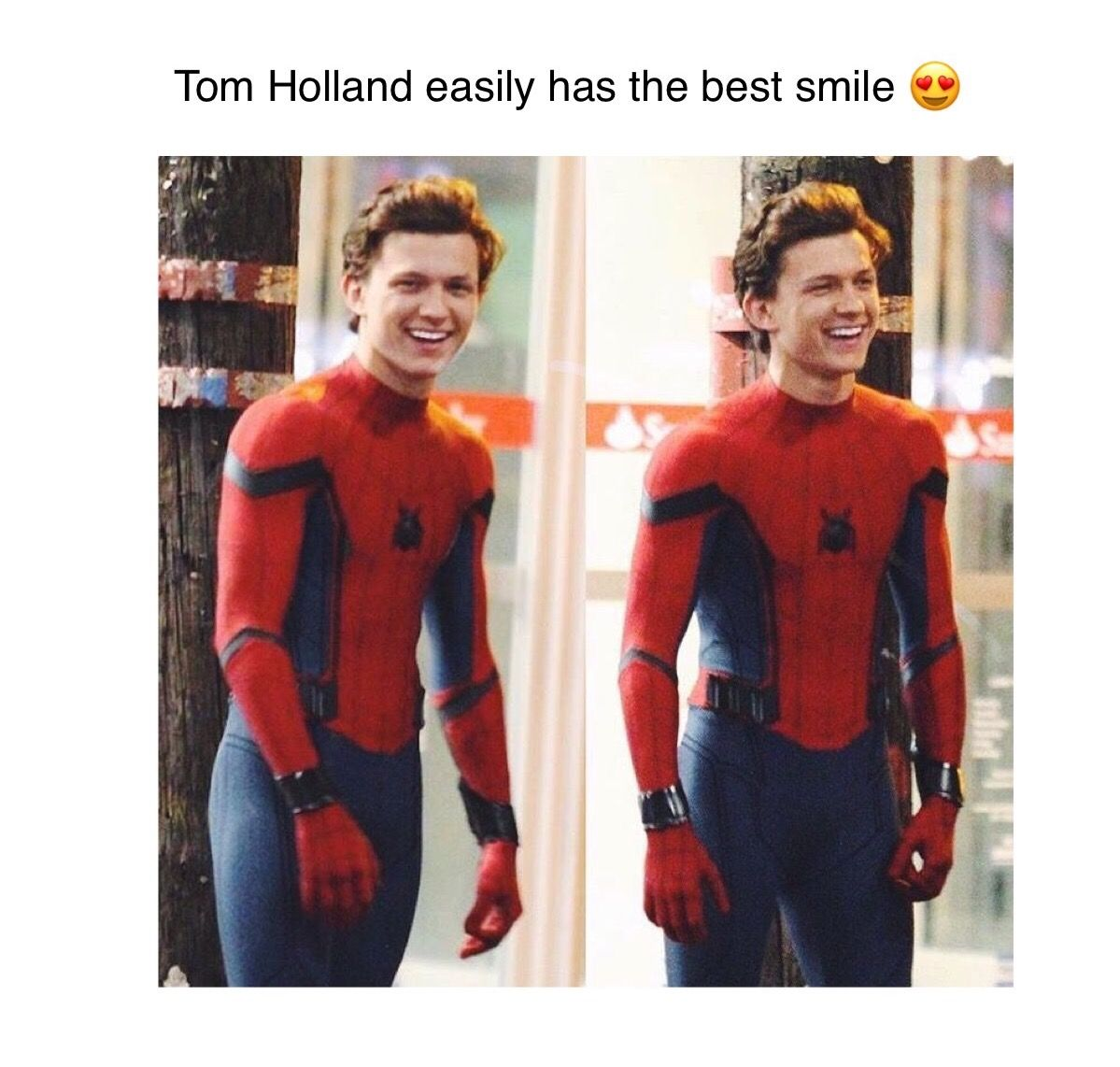 Omfg True With Images Tom Holland Holland Tom Holland Spiderman