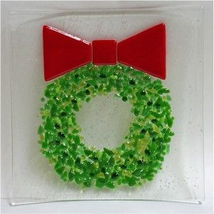 Fused Glass Ornaments | GJ Art Center