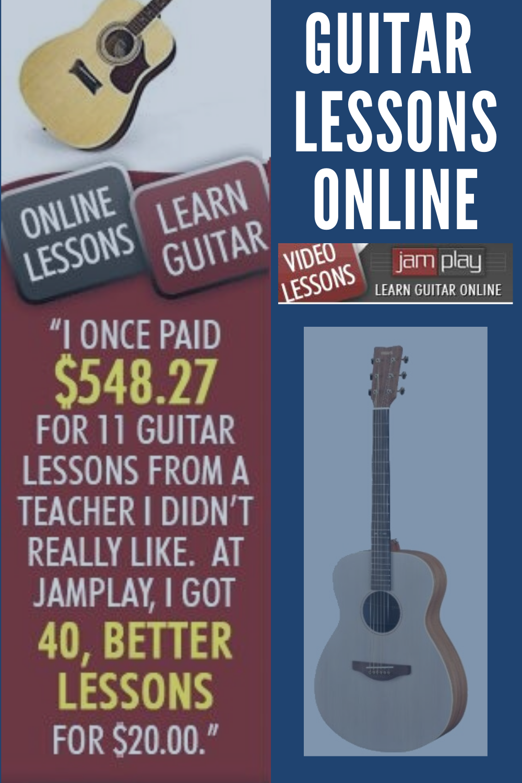 Guitar Lessons Online Learn Guitar Online Guitar Lessons Guitar Teacher