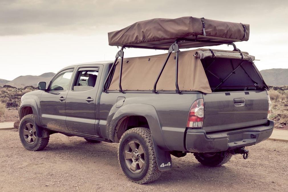 ECRIV's Build Toyota trucks 4x4, Truck covers, Truck cargo