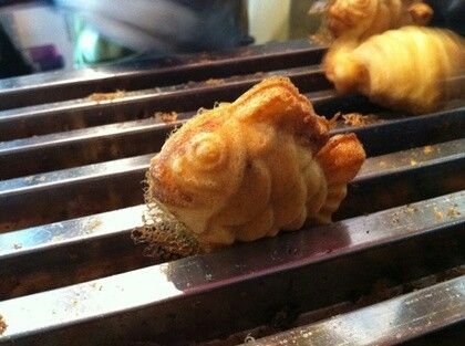 미니붕어빵. 수염. 부글부글. 출처 네이버블로그