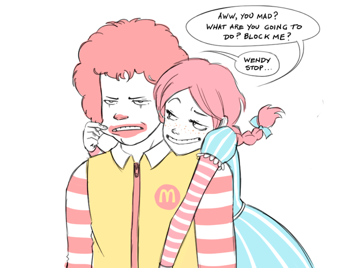 """""""Well, everyone is doing it. I wanted to join the club anyway :P"""" by Area   Smug Wendy's   Know Your Meme"""