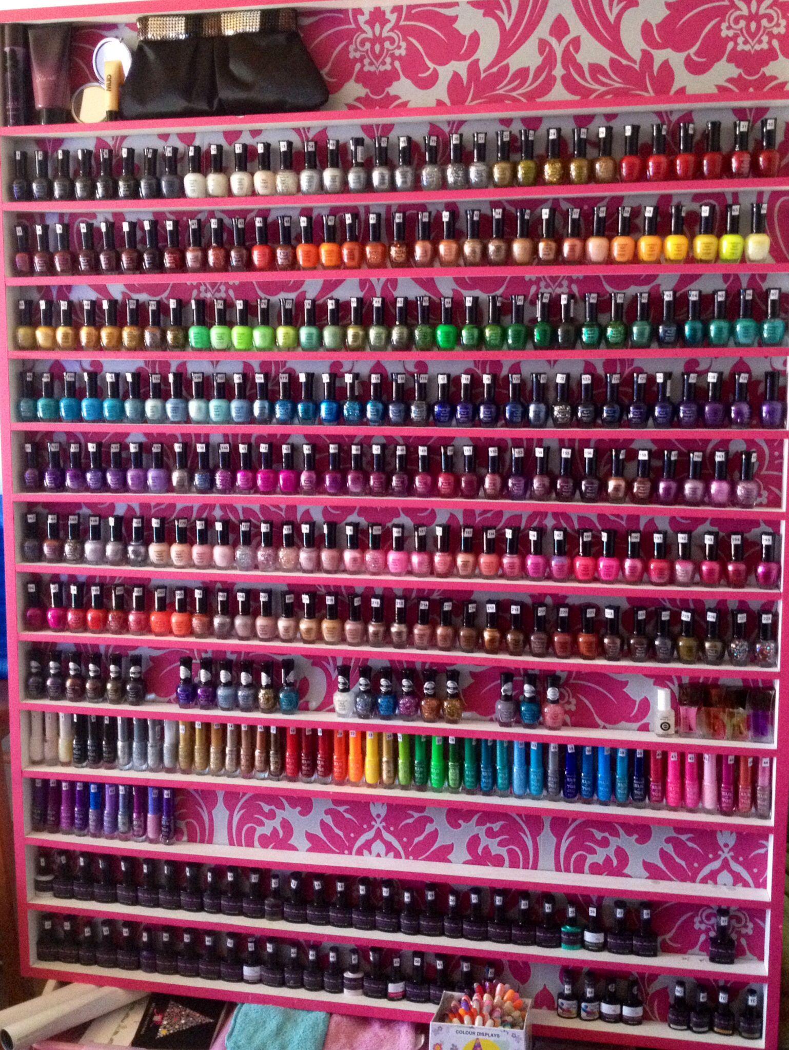 My @Klean Color stash. Isn\'t it beautiful??? | We ♥ Our Fans ...