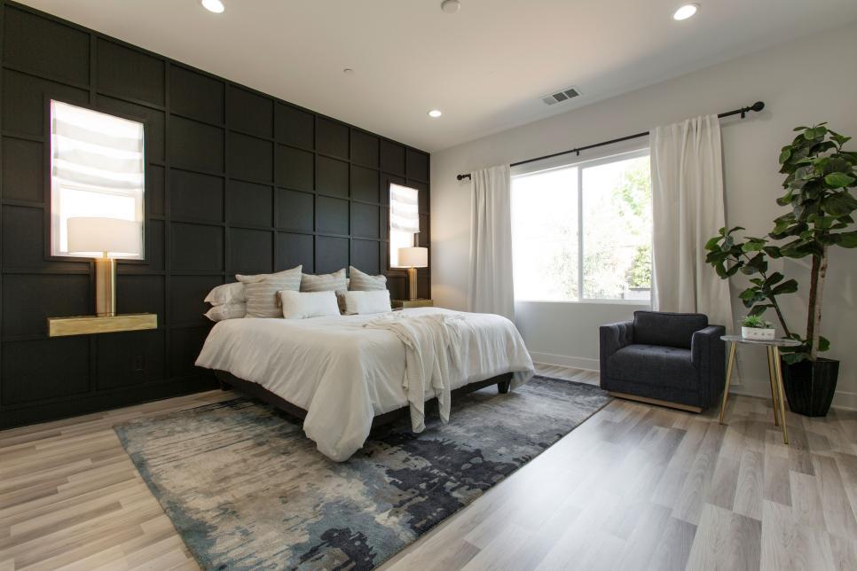 Alison Victoria S House Reveal Rock The Block Hgtv Hgtv Master Bedrooms Bedroom Renovation Victoria House