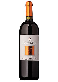 Phebus 2013 MMC - solid red blend, rounded and flavorful