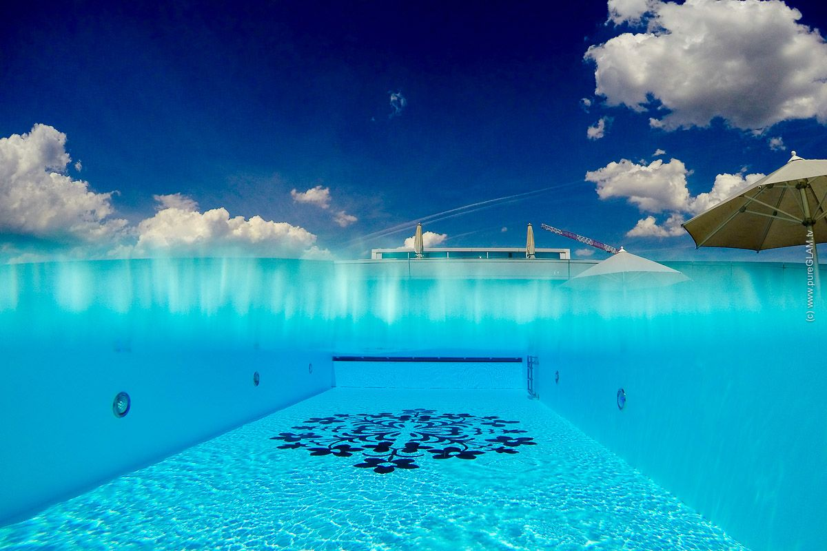 Kameha Spa Powerhouse Wellness Im Rheinland Infinity Pool Bonn Grand Hotel Spa Hotel