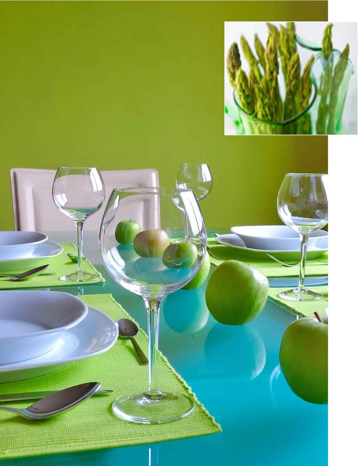Green dining room design - Dining Room Of Best Green Paint Colors
