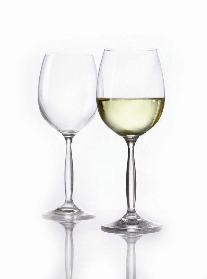 Opera White Wine Glass Set Of 2 Wine Glass Set Wine Glass Glass