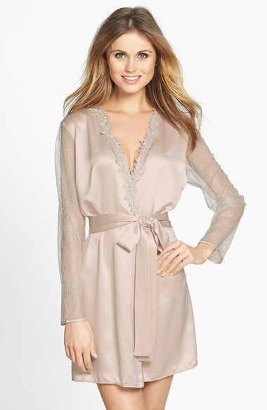 Flora Nikrooz 'Showstopper' Robe available at #Nordstrom