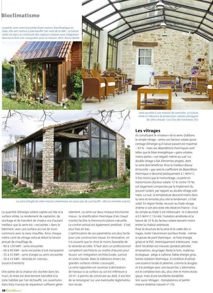 Foire de Paris et maison en bois - La cabane au fond du vexin - qu est ce qu une maison bioclimatique