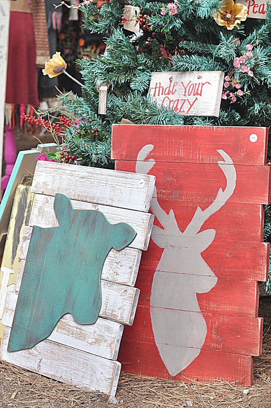 Make Deer Elk Silhouette Sign